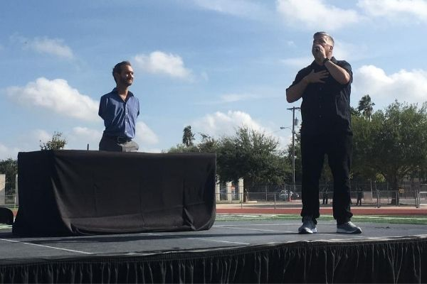 Keynote Speaking with Nick Vujicic